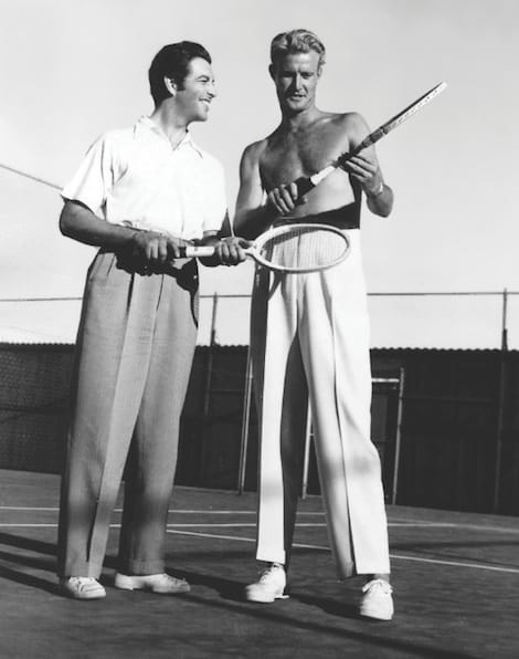 How Tennis Held Court In Palm Springs