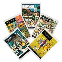 Palm Springs Life Vintage Covers Notecard Boxed Set