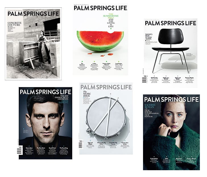 Palm Springs Life Digital Magazines and Publications