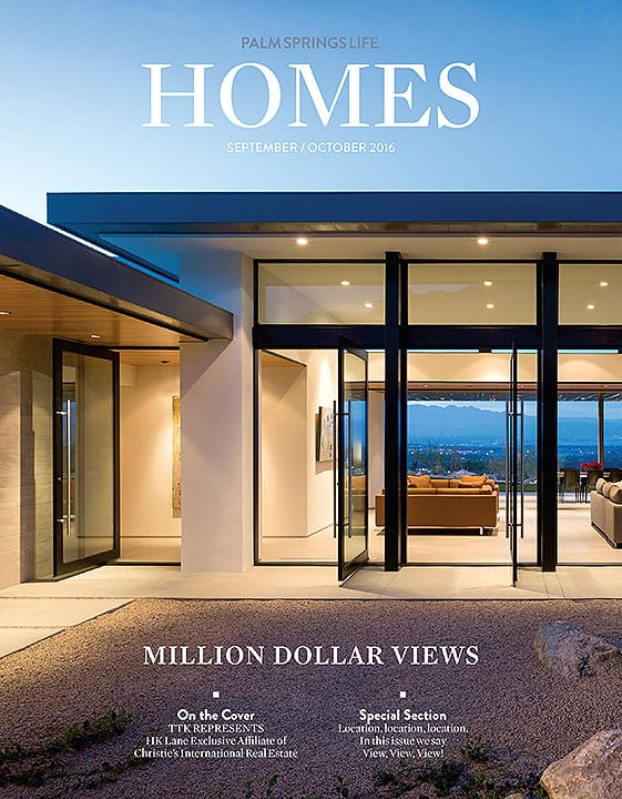 Palm Springs Life HOMES September-October 2016