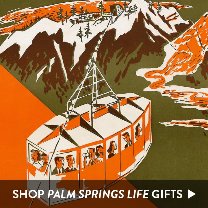 Palm Springs Life Gifts