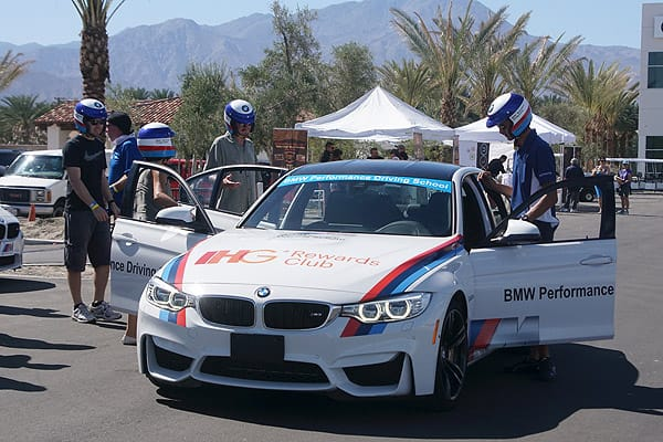BMW Performance Center x Mar Fly + Drive Experience, Oct. 8-9, 2016