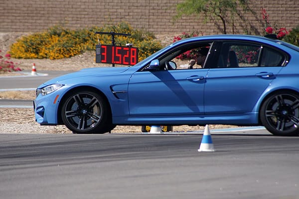 BMW Performance Center x Mar Fly + Drive Experience