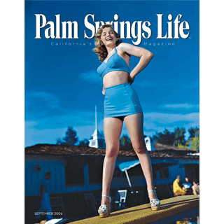 Palm Springs Commemorative Posters