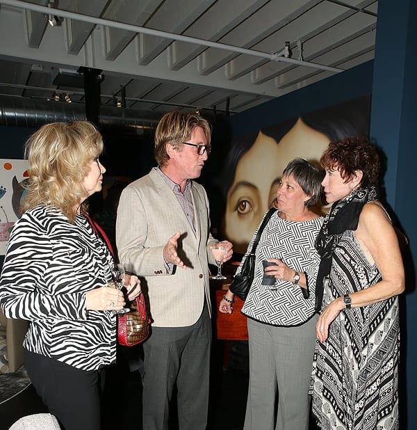 Sneak Peek Party at the Nicholas Lawrence Showroom