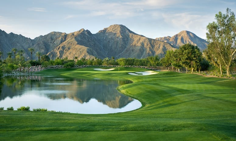 Play Golf, Pamper Yourself After