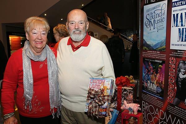 Raymond James Sponsors the Vienna Boys Choir at The McCallum Theatre