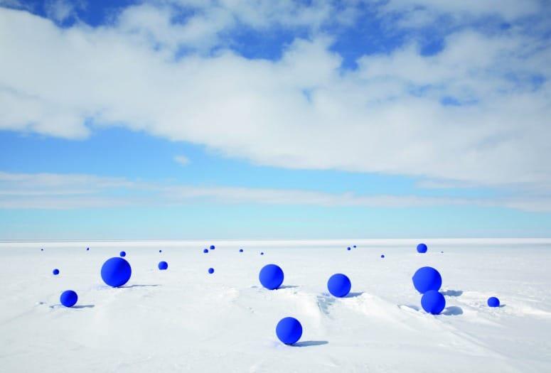 3 Stellar Axis - Antarctica