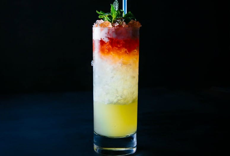 Colorful Cocktail