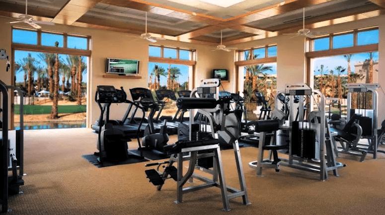 hyatt regency indian wells gym