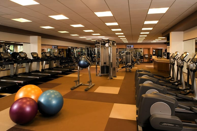 6 Best Hotel Gyms in Greater Palm Springs