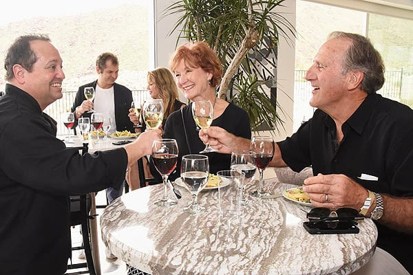 Food and Wine Pairing Luncheon at Miele Chino Canyon Project