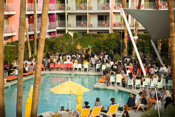 Saguaro Palm Springs Develops International Reputation