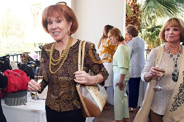 """The """"Old Bags"""" Luncheon, March 1, 2017"""