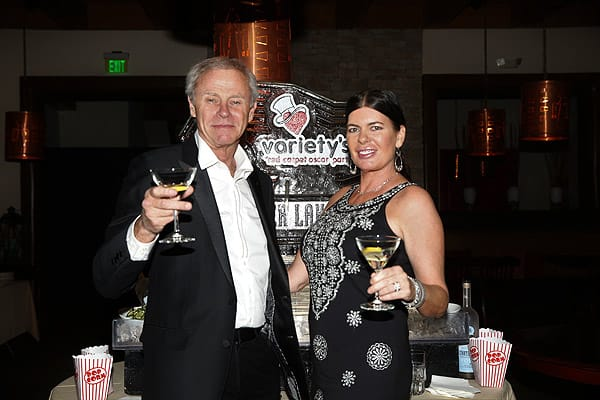 Vicky's of Santa Fe Hosts 3rd Annual Red Carpet Oscar Party to Benefit Variety