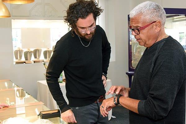 Todd Reed at Emerson & Farrar Fine Jewelry