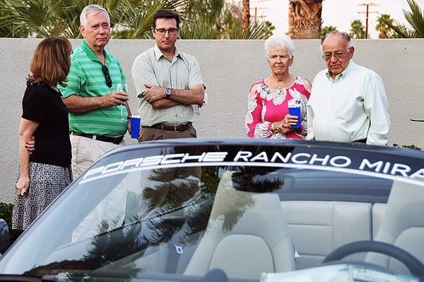 indiGO Auto Group and Porsche Rancho Mirage