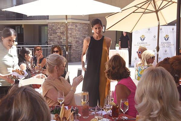 Rosetta Getty and Fashion Scholarship Fund Trunk Show