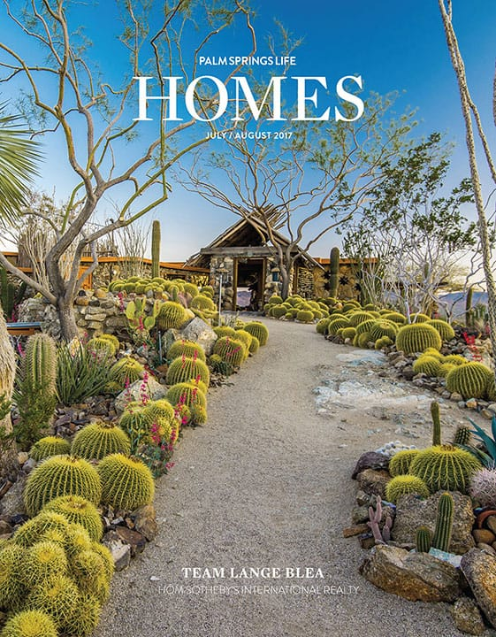 Palm Springs Life HOMES July-August 2017