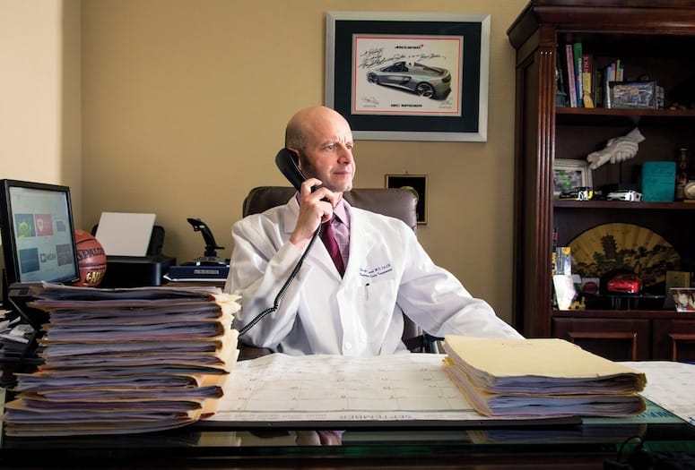 Rodolfo Batarse, M.D. — Top Doctors 2017