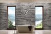 Eldorado Stone bathroom wall