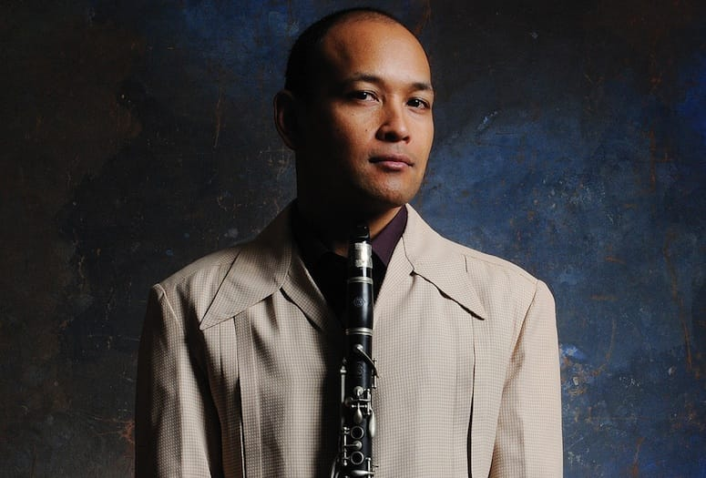 Evan Christopher at Jazz in the Pines