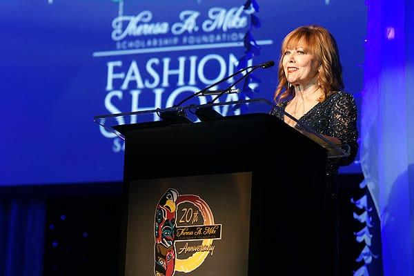 Theresa A. Mike Fashion Show