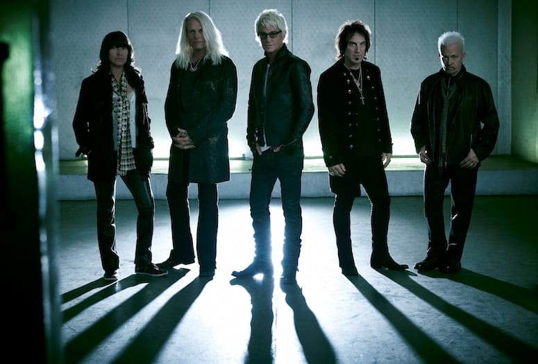 REO Speedwagon 'Keeps Pushin' On'
