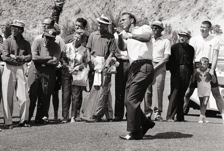 8 Arnold Palmer Landmarks in Greater Palm Springs