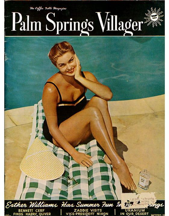 Villager September 1955 Digital Cover