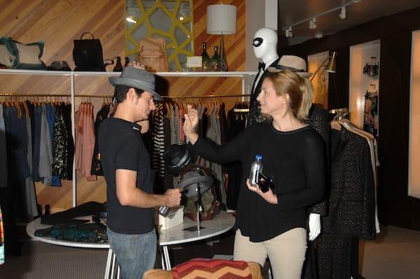 Trina Turk Fetes Collaboration of Artist Jim Isermann, Design Brand Placewares