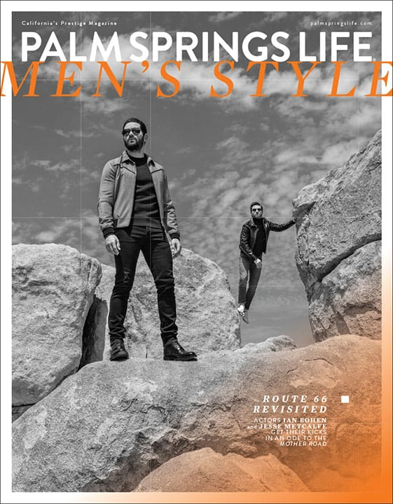 Palm Springs Life November 2017 cover