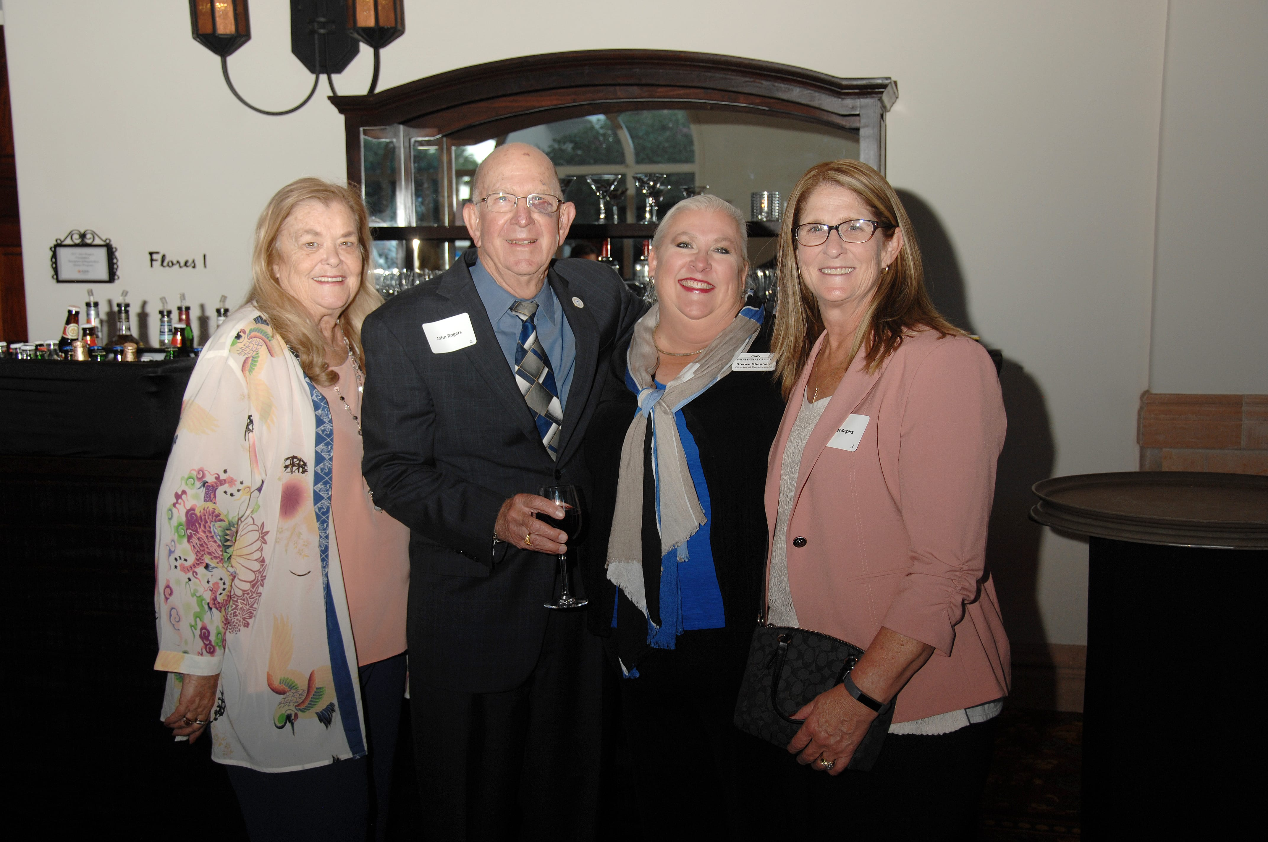 CSUSB Palm Desert Presents Mary Stuart Rogers Foundation Scholarships