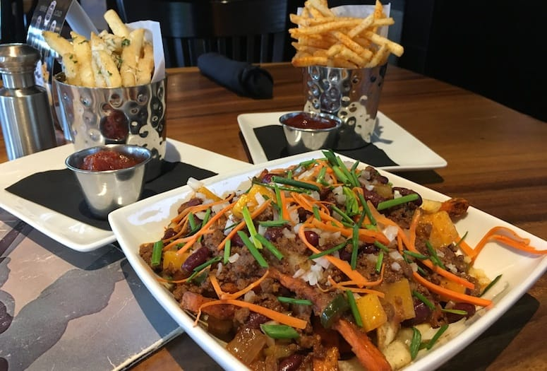 5 Best Restaurants for French Fries in the Desert