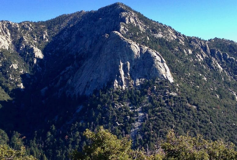 Immersed in Fall Colors: Hiking Idyllwild