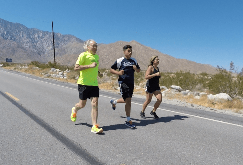 palm springs aerial tram road challenge