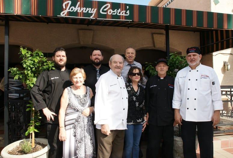 johnny costa's ristorante crew