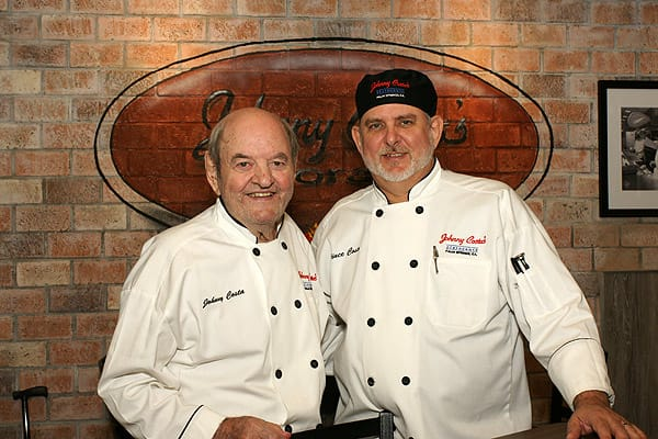 Johnny Costa's Ristorante Receives a Makeover - Celebrating 42nd Season, Sept. 26, 2017