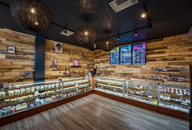 High-Minded Dispensary Design