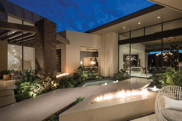 Gordon Stein Design Masters Look For La Quinta Home