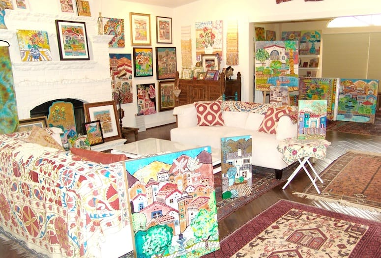 La Quinta Artist Studio Tour Opens The Doorway To Art For