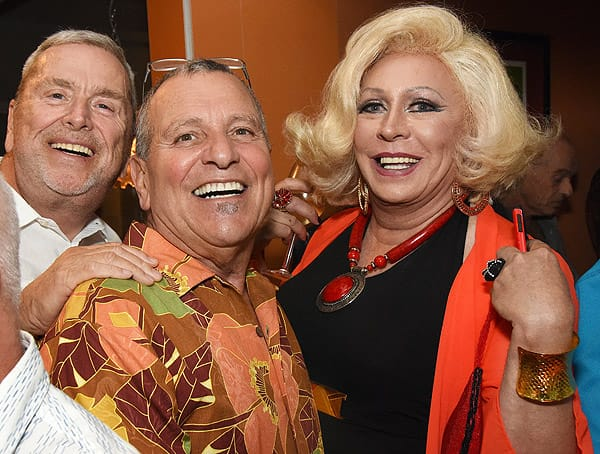 TRIO Celebrates 8th Anniversary Featuring Diva Linda Clifford