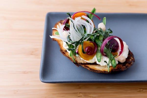Kimpton Rowan Palm Springs Chef Stephen Wambach Previews Menu