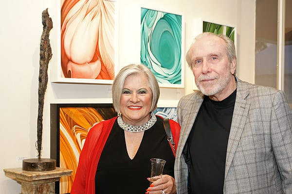 Trina Turk and Mr. Turk Preview Holiday Collection at Brian Marki Fine Art & Framing