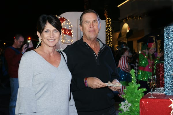 BIGHORN BAM Miracle on El Paseo 10th Anniversary Celebration