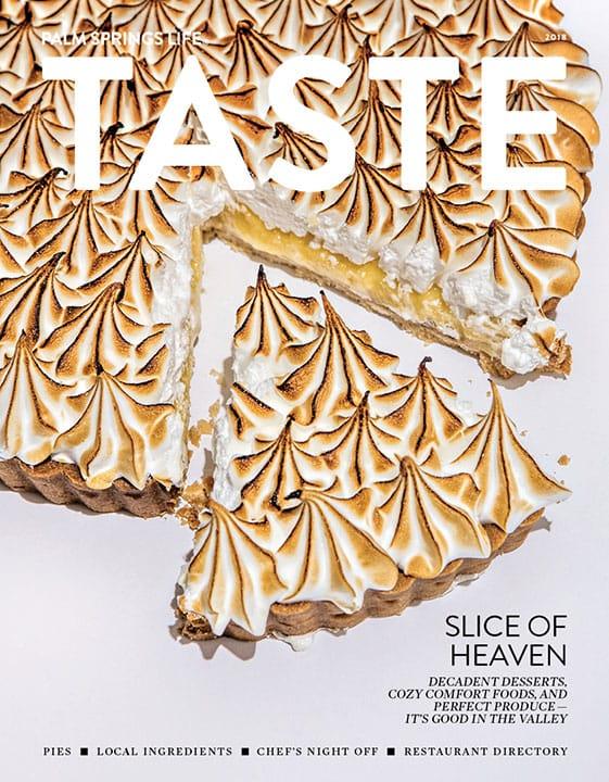 Taste January 2018