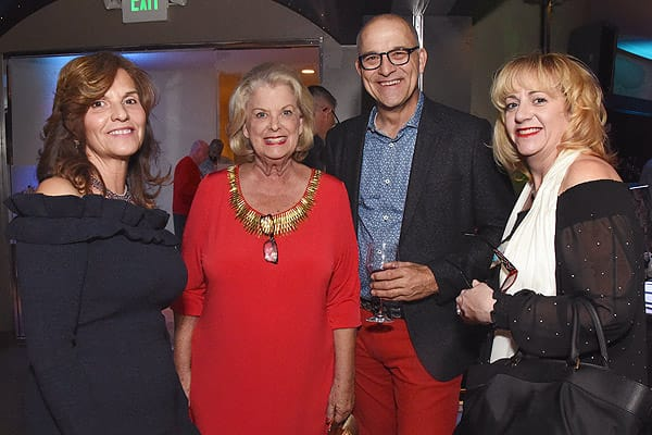 The Sanctuary Palm Springs Holiday Stocking Soirée