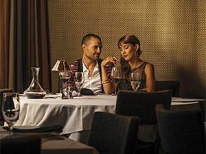 El Paseo dining