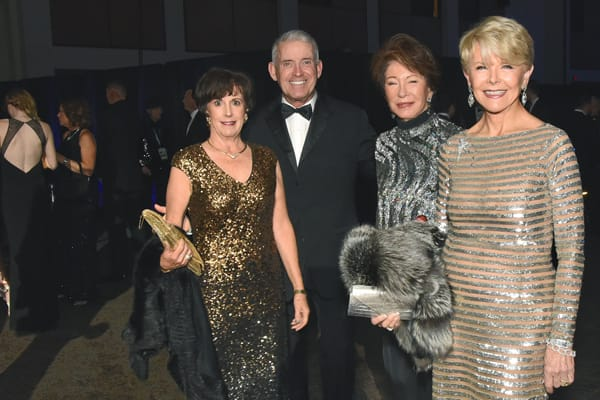 An Elegant Evening With a Profusion of Talent