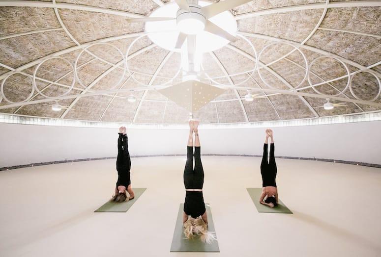 yoga dome
